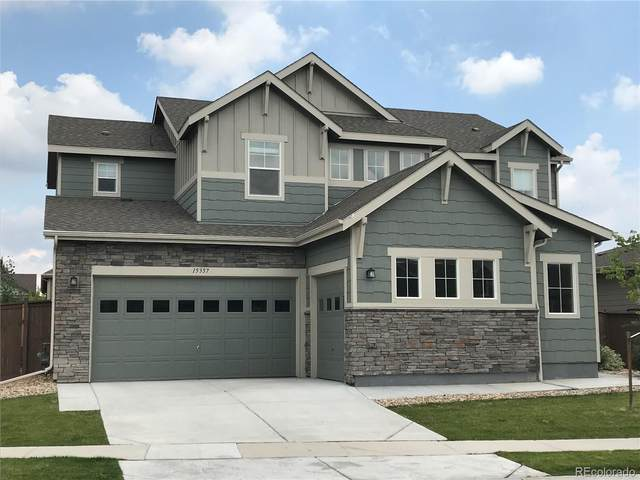 15357 W 50th Place, Golden, CO 80403 (#4946499) :: Real Estate Professionals