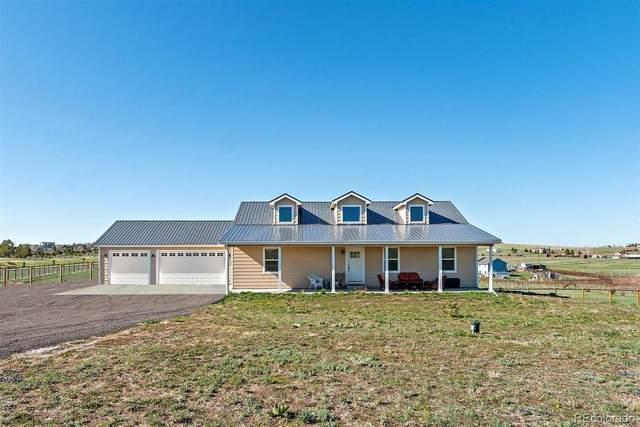 8344 Manassas Court, Elizabeth, CO 80107 (MLS #4946895) :: 8z Real Estate
