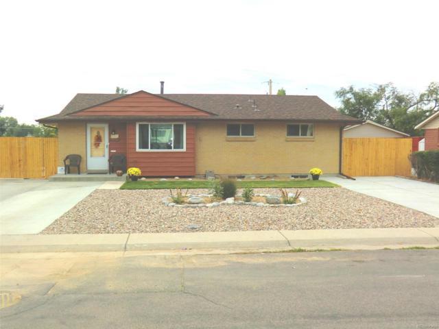1660 Mable Avenue, Denver, CO 80229 (MLS #4946951) :: 8z Real Estate