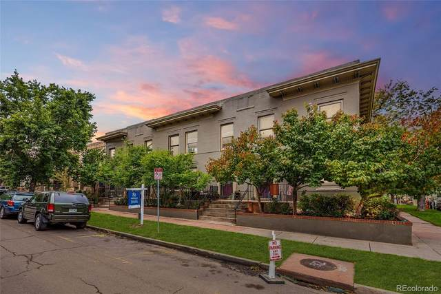 1373 N Marion Street, Denver, CO 80218 (#4947039) :: Re/Max Structure