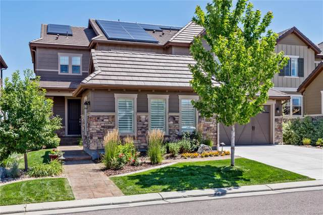 10674 Skydance Drive, Highlands Ranch, CO 80126 (#4947245) :: The Heyl Group at Keller Williams