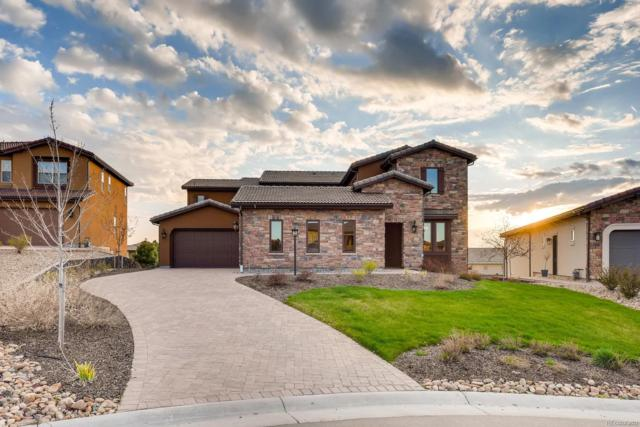 9405 Vista Hill Way, Lone Tree, CO 80124 (#4947716) :: The HomeSmiths Team - Keller Williams