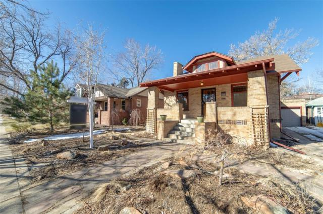 2075 Hudson Street, Denver, CO 80207 (#4947733) :: Mile High Luxury Real Estate