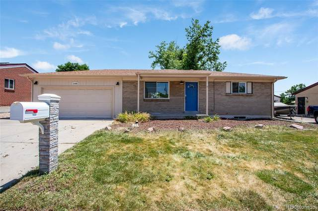 11936 E 119th Place, Northglenn, CO 80233 (MLS #4948425) :: Clare Day with Keller Williams Advantage Realty LLC