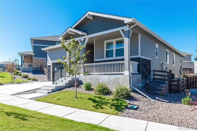 26830 E Glasgow Drive, Aurora, CO 80016 (#4948773) :: The DeGrood Team