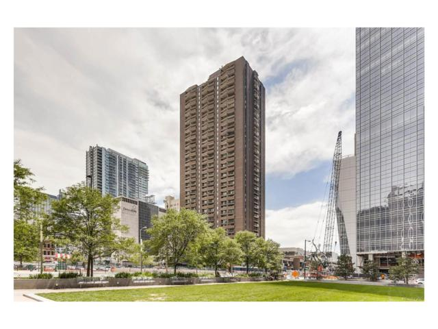 1020 15th Street 19G, Denver, CO 80202 (#4948831) :: Ford and Associates