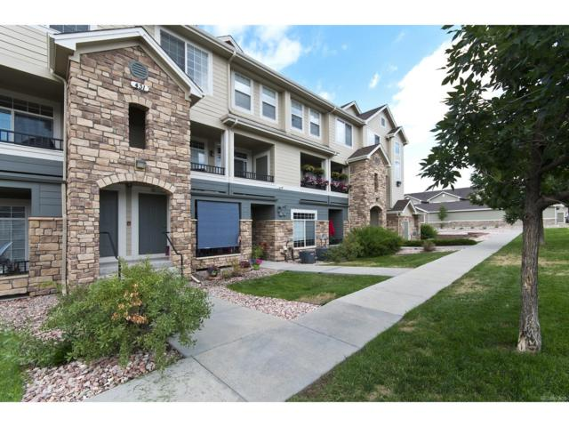 431 Black Feather Loop #812, Castle Rock, CO 80104 (#4948911) :: The Peak Properties Group