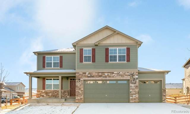 7438 E 157th Avenue, Thornton, CO 80602 (MLS #4949264) :: 8z Real Estate