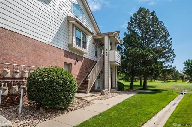 3026 W Prentice Avenue A, Littleton, CO 80123 (#4949328) :: Finch & Gable Real Estate Co.