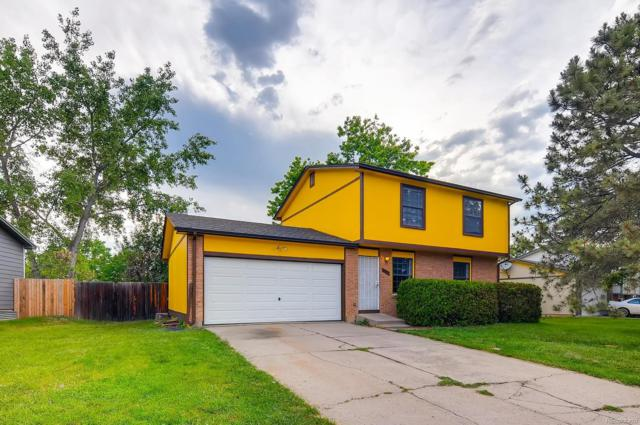 4777 S Olathe Street, Aurora, CO 80015 (#4949344) :: The Galo Garrido Group