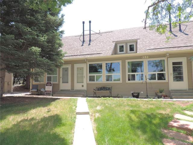 351 S Estes Street #28, Lakewood, CO 80226 (#4949441) :: Re/Max Structure