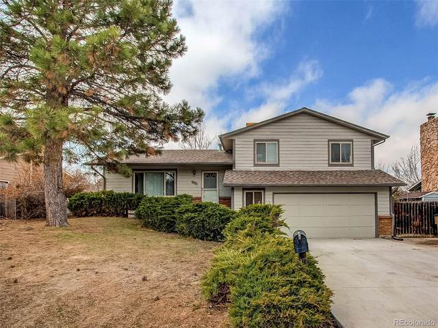 9731 Newton Street, Westminster, CO 80031 (#4949502) :: The Peak Properties Group