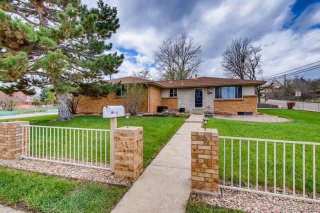13300 W 8th Avenue, Lakewood, CO 80401 (#4950269) :: Chateaux Realty Group