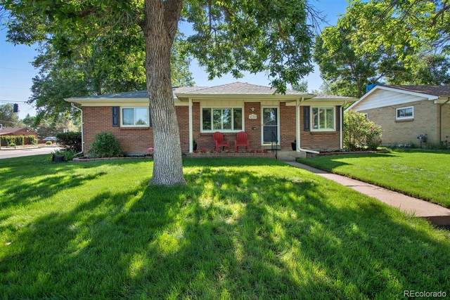 4100 S Jason Street, Englewood, CO 80110 (#4950625) :: Bring Home Denver with Keller Williams Downtown Realty LLC