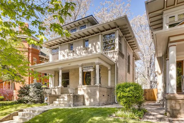 1571 Race Street, Denver, CO 80206 (MLS #4950711) :: 8z Real Estate