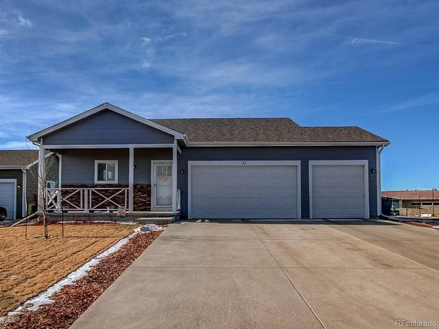 11 S 4th Avenue, Deer Trail, CO 80105 (MLS #4951012) :: 8z Real Estate