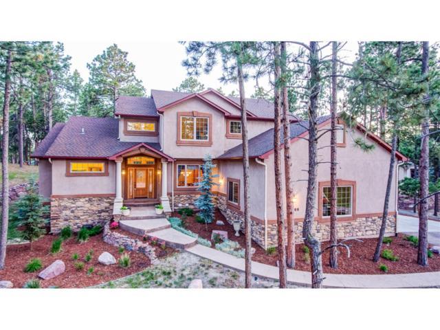 17766 Sawmill Road, Colorado Springs, CO 80908 (MLS #4951146) :: 8z Real Estate