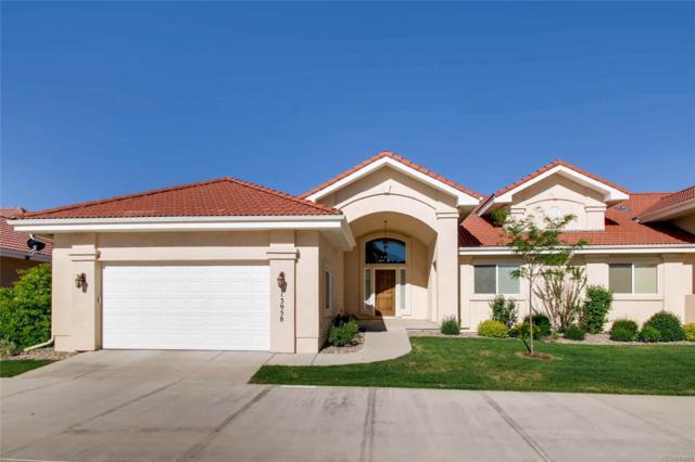 13958 Paradise Villas Grove, Colorado Springs, CO 80921 (#4951358) :: Bring Home Denver