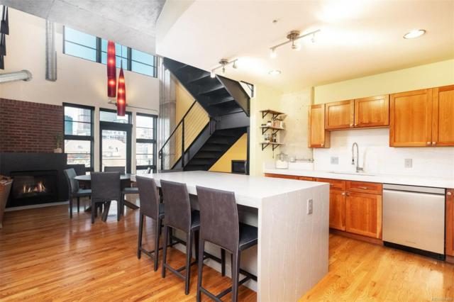 1860 Washington Street #409, Denver, CO 80203 (#4951426) :: Mile High Luxury Real Estate