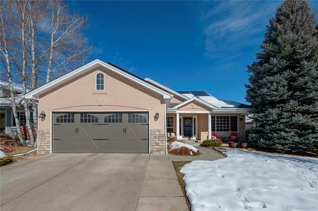 15781 W 66th Place, Arvada, CO 80007 (#4951528) :: The Griffith Home Team