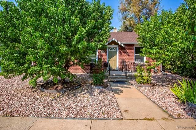1333 Elmira Street, Aurora, CO 80010 (#4951642) :: iHomes Colorado