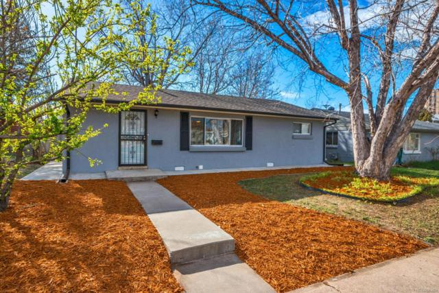 745 Utica Street, Denver, CO 80204 (#4952250) :: The Peak Properties Group