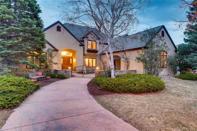 81 Falcon Hills Drive, Highlands Ranch, CO 80126 (#4952461) :: Bring Home Denver with Keller Williams Downtown Realty LLC