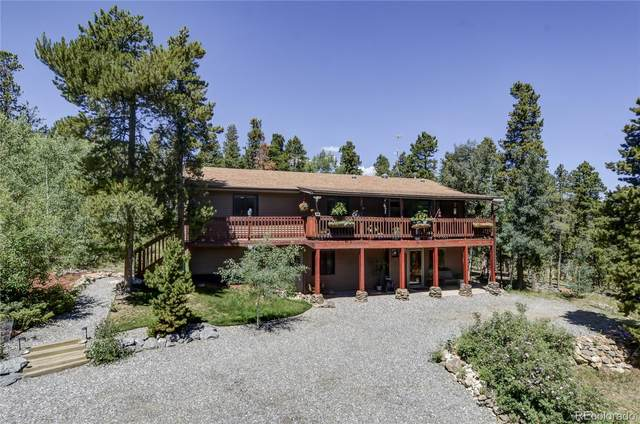 291 Lodge Pole Drive, Black Hawk, CO 80422 (MLS #4952736) :: 8z Real Estate