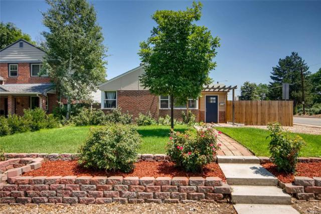 2301 E Yale Avenue, Denver, CO 80210 (#4952971) :: Structure CO Group