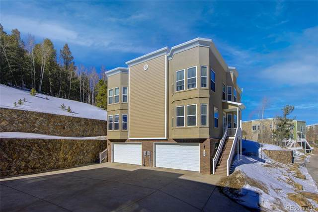 730 Martin Drive, Central City, CO 80427 (#4953065) :: Sultan Newman Group