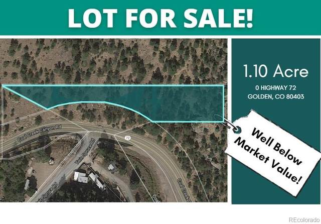 0 Highway 72, Idledale, CO 80403 (#4953261) :: Berkshire Hathaway HomeServices Innovative Real Estate
