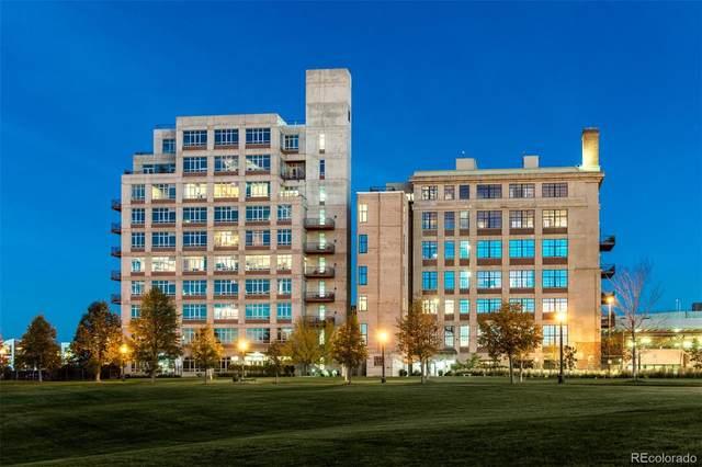 2000 Little Raven Street 1B, Denver, CO 80202 (#4953563) :: Bring Home Denver with Keller Williams Downtown Realty LLC