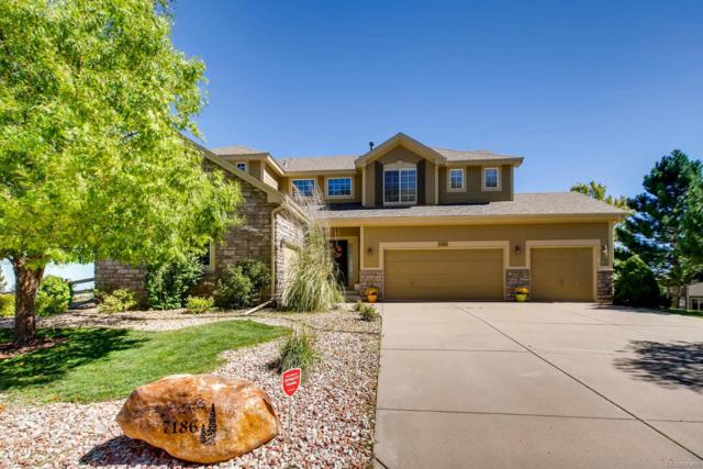 7186 Red Mesa Drive, Littleton, CO 80125 (#4953666) :: The Peak Properties Group