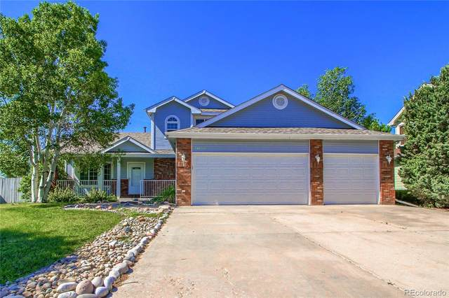 5604 W 16th Street Lane, Greeley, CO 80634 (MLS #4953798) :: Bliss Realty Group