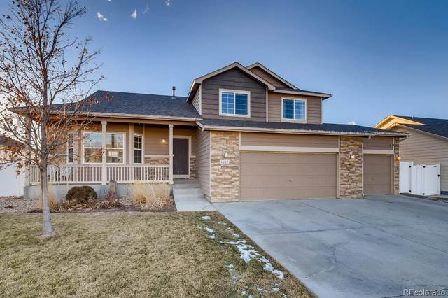 16021 Ginger Avenue, Mead, CO 80542 (MLS #4953835) :: 8z Real Estate