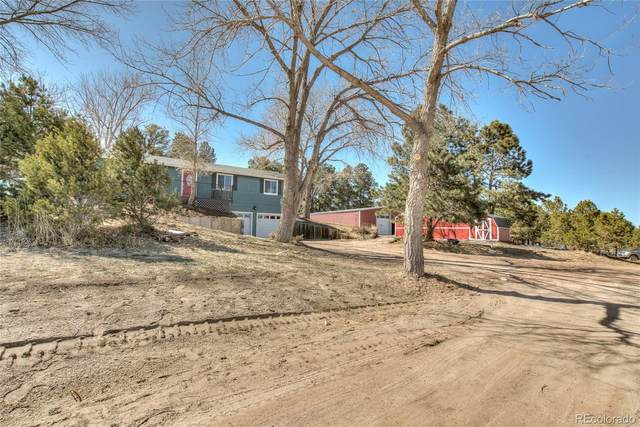 34027 Pine Ridge Circle, Elizabeth, CO 80107 (#4954141) :: Venterra Real Estate LLC