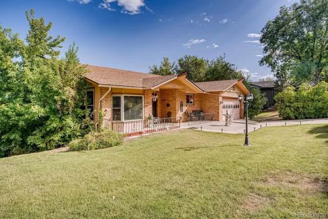 12143 W 31st Place, Wheat Ridge, CO 80215 (#4954894) :: The HomeSmiths Team - Keller Williams