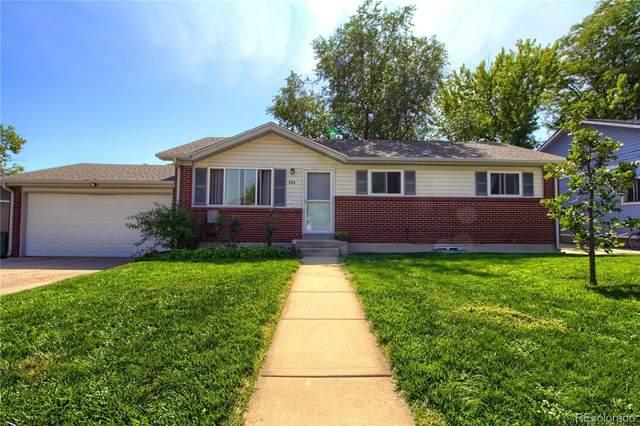 826 E 114th Place, Northglenn, CO 80233 (#4954931) :: Kimberly Austin Properties
