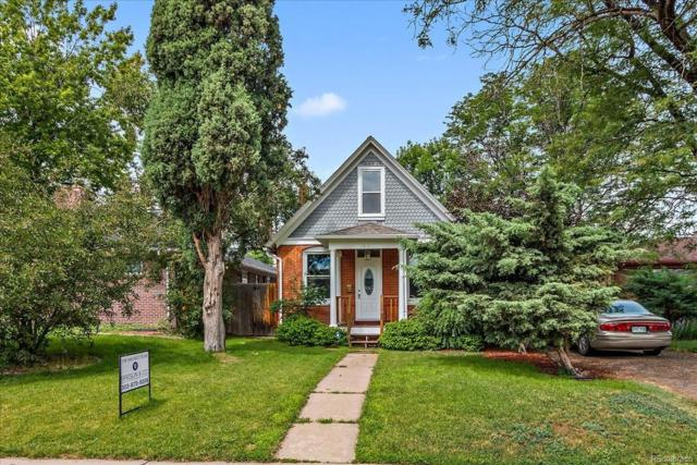 1611 Wolff Street, Denver, CO 80204 (#4954999) :: House Hunters Colorado