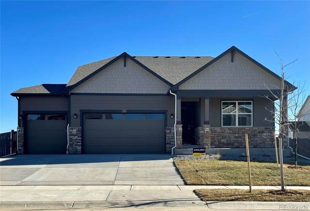 1292 Vantage Parkway, Berthoud, CO 80513 (MLS #4955430) :: 8z Real Estate