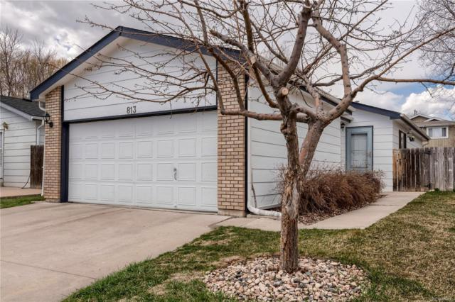 813 Madera Court, Fort Collins, CO 80521 (#4955631) :: The Galo Garrido Group