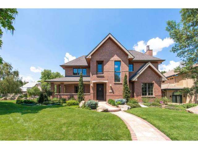 201 Elm Street, Denver, CO 80220 (MLS #4956225) :: 8z Real Estate
