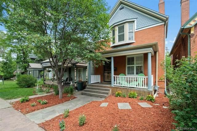 1638 N Humboldt Street, Denver, CO 80218 (#4956363) :: The Gilbert Group