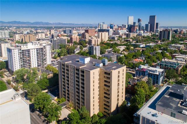 800 Pearl Street #903, Denver, CO 80203 (#4956487) :: The Healey Group