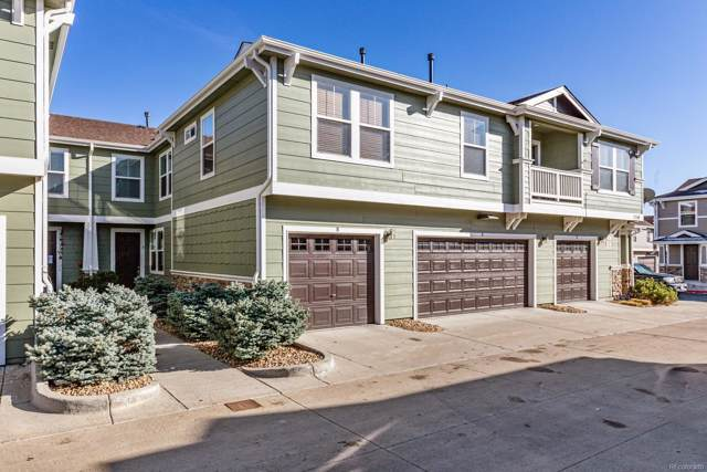17249 Waterhouse Circle B, Parker, CO 80134 (#4956494) :: 5281 Exclusive Homes Realty
