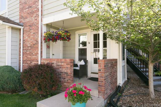 5580 W 80th Place #34, Arvada, CO 80003 (#4957592) :: Colorado Home Finder Realty