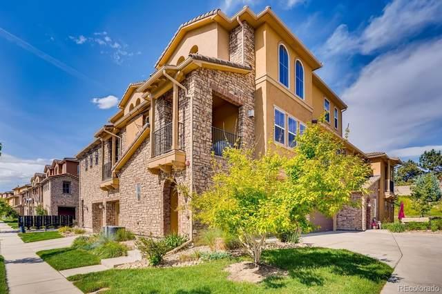 9470 Loggia Street D, Highlands Ranch, CO 80126 (#4957755) :: The HomeSmiths Team - Keller Williams