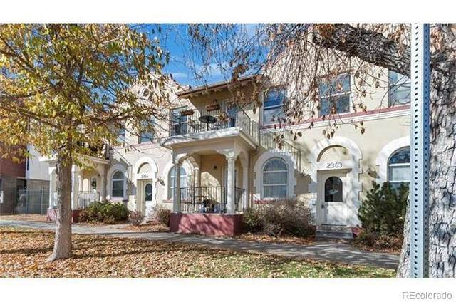 908 24th Street #10, Denver, CO 80205 (#4958199) :: Mile High Luxury Real Estate