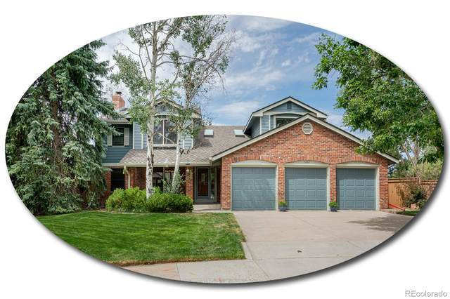 5667 S Olathe Lane, Centennial, CO 80015 (#4958312) :: Re/Max Structure