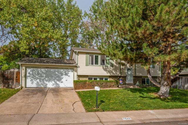7043 W Hinsdale Drive, Littleton, CO 80128 (#4958781) :: The Peak Properties Group